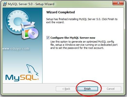 """官方网站:http://www.mysql.com/ 下载地址:http://dev.mysql.com/downloads/ 安装图解: 第一步:打开MySQL安装文件mysql-5.0.22-win32.zip,双击解压缩,运行""""setup.exe"""",出现如下界面,点击""""Next""""进入下一步。  第二步:选择安装类型,有""""Typical(默认)""""、""""Complete(完全)""""、""""Custom(用"""